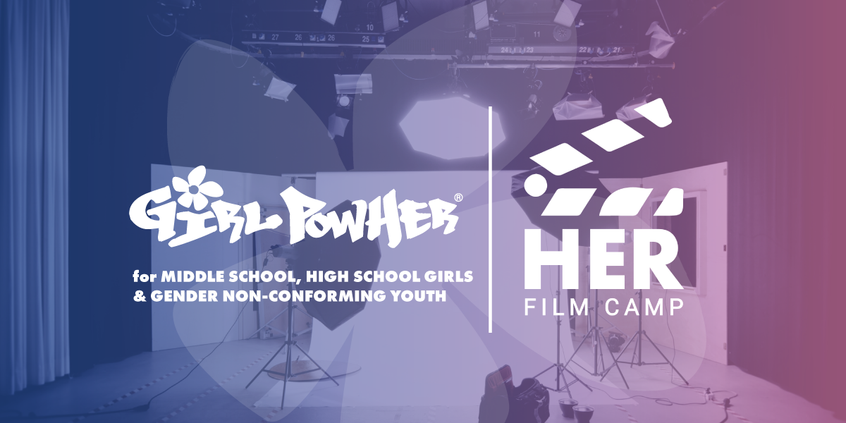 Girl PowHER Film Camp